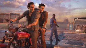 Troy Baker og Nolan North spiller dette brødreparet i Uncharted 4: A Thief's End.