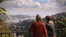 Drake og Sully speider etter Uncharted 4s lanseringsdato.