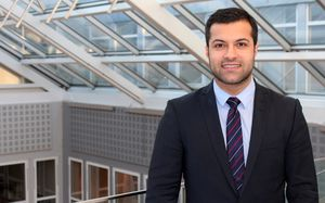 Amin Fard, markedssjef i Telio.