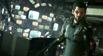 Se 25 minutter av Deus Ex: Mankind Divided