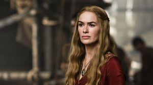 Lena Headey som Cersei Lannister.