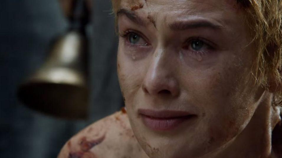 Nei, du så ikke Cersei-skuespilleren naken