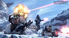 Ingen kampanjedel i Star Wars: Battlefront.