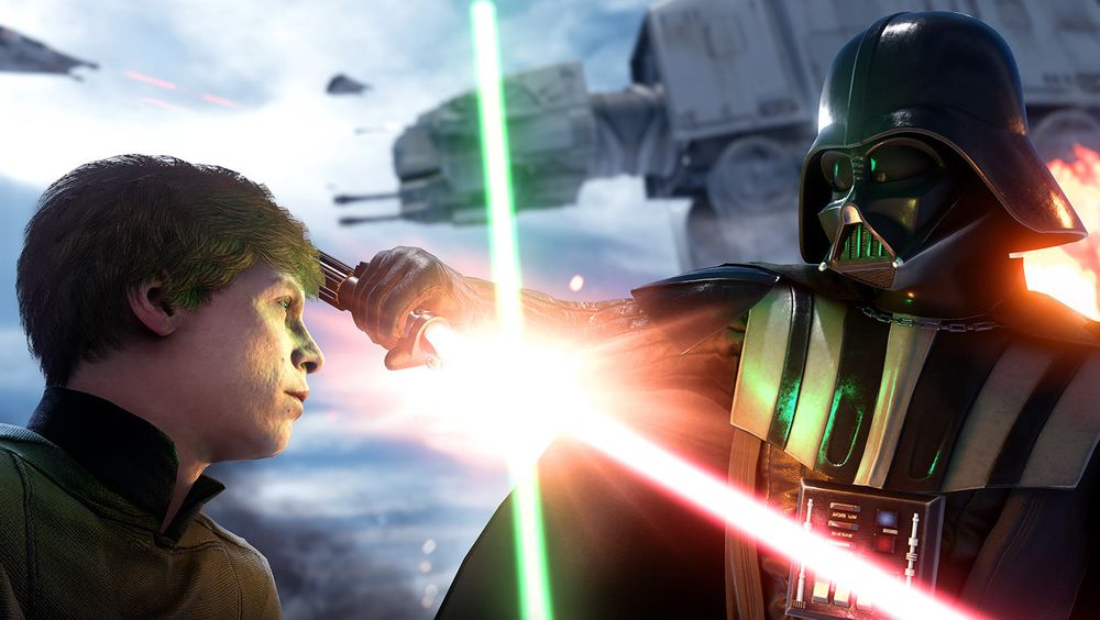 SNIKTITT: Star Wars Battlefront