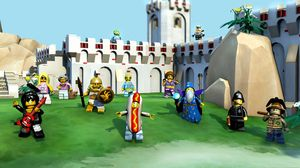 LEGO Minifigures Online har mpttet endre seg.