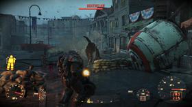 Action blir det nok av i Fallout 4.