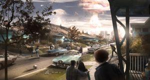 I Fallout 4 får vi se undergangen.