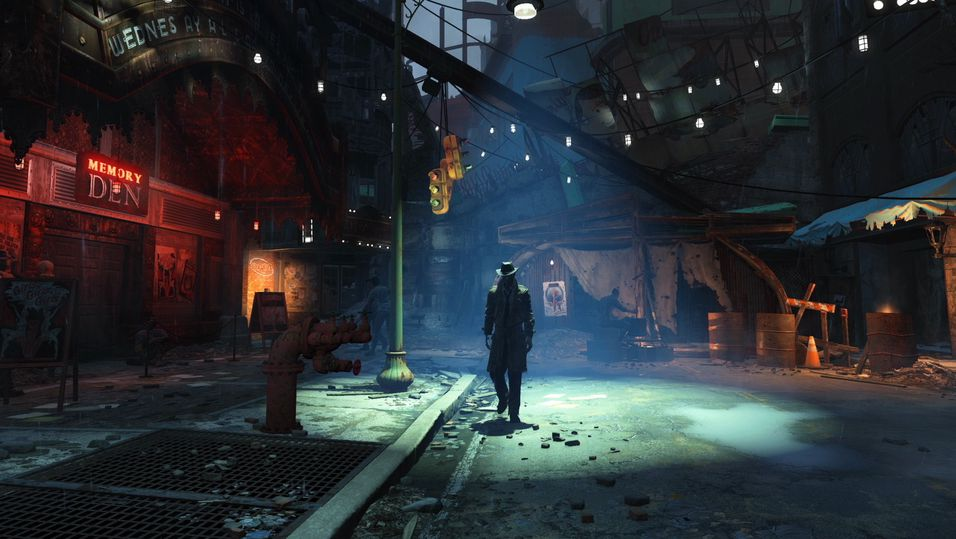 Fallout 4 får like høy oppløsning på PlayStation 4 og Xbox One