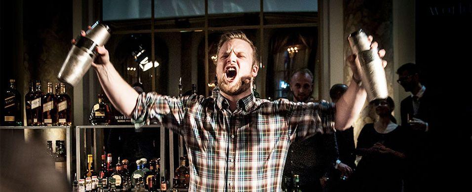 Trondheim har Nordens beste bartender