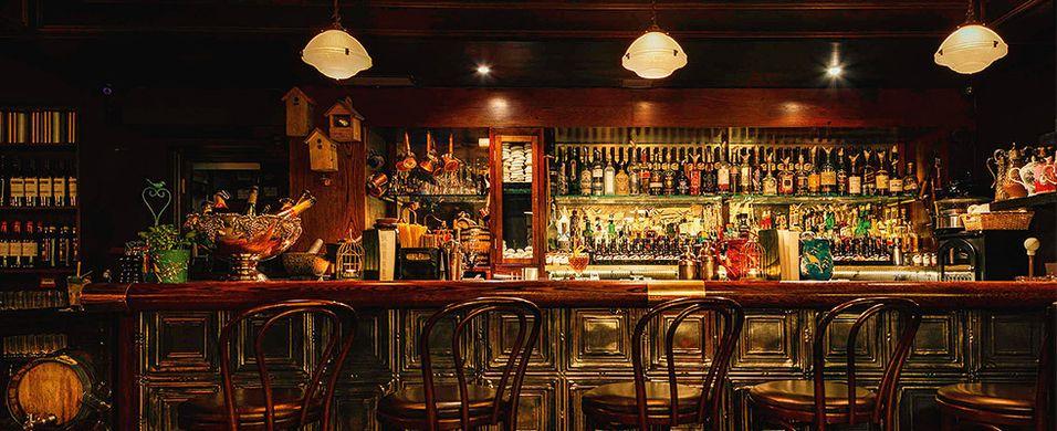 Denne baren er et must for londonfarere