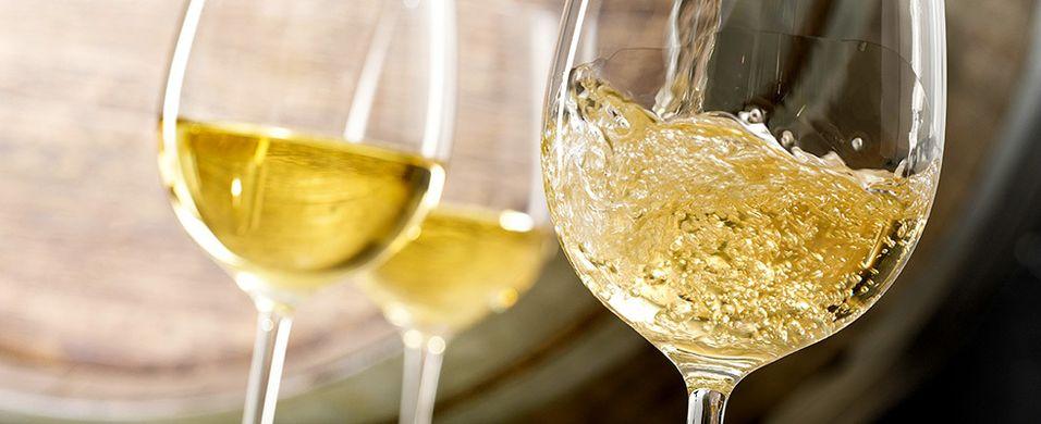 Derfor er også hvitvin godt for deg