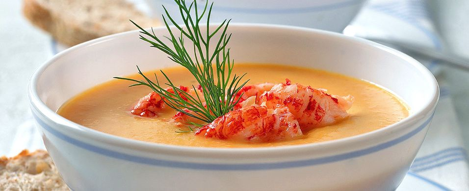 DAGENS RETT: Mandagen blir lunere med denne fargeglade og krydret suppen