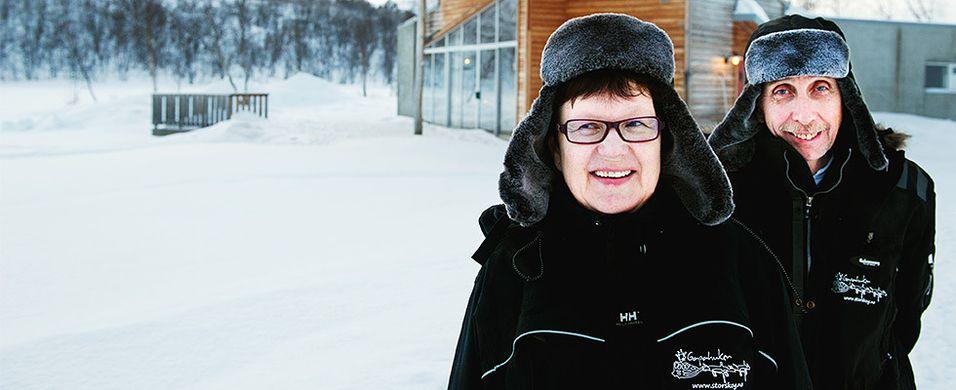 Bli med til Norges nordøstligste restaurantutpost