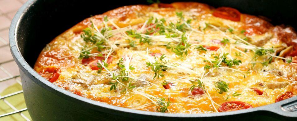 DAGENS RETT: Har du prøvd italienernes svar på omelett?