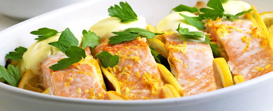 DAGENS RETT: La laksemiddagen lage seg selv i ovnen