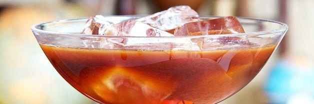 9 avkjølende oppskrifter med kaffe og te