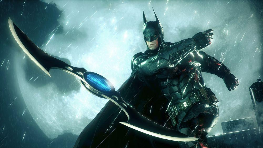 ANMELDELSE: Batman: Arkham Knight