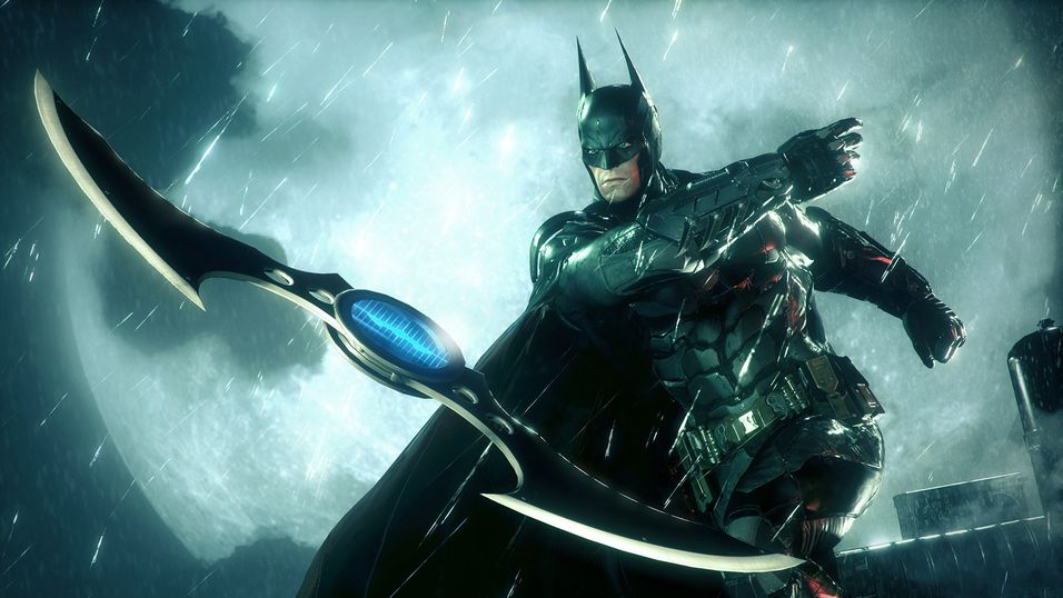 Lys i enden av tunellen for Batman: Arkham Knight på PC