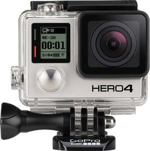 Riggen er i utgangspunktet laget for GoPro Hero 4 Black-kameraet.