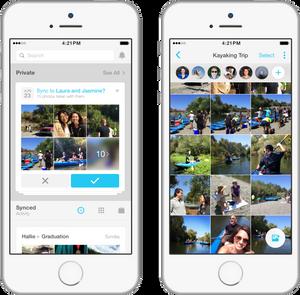 Facebook-appen Moments lanseres ikke i Europa, fordi den bruker ansiktsgjenkjenning.