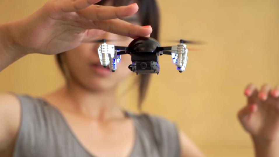 Den nye mini-kameradronen Micro Drone 3.0.