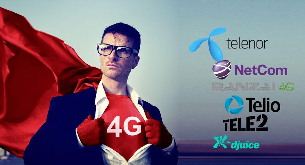 Da 4G/LTE ble lansert første gang i Norge, ble tjenesten omtalt som en erstatter for bredbåndspluggen hjemme. Så langt har abonnementene vært dyre og innholdsfattige. Denne sommeren begynner flere av abonnementene å bli brukbare også for storbrukere.