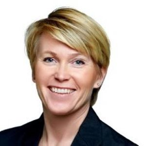 Kommunikasjonssjef hos Digitalradio Norge, Mari Hagerup.