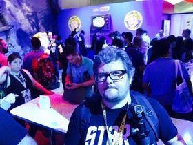 Jostein Hakestad var på E3 for første gang i år.