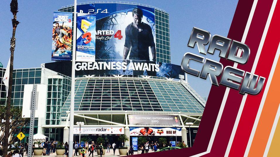 PODKAST: Dette husker vi best fra E3 2015