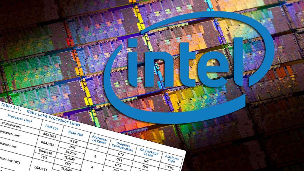 RYKTE: Intel utsetter ny prosessorplattform