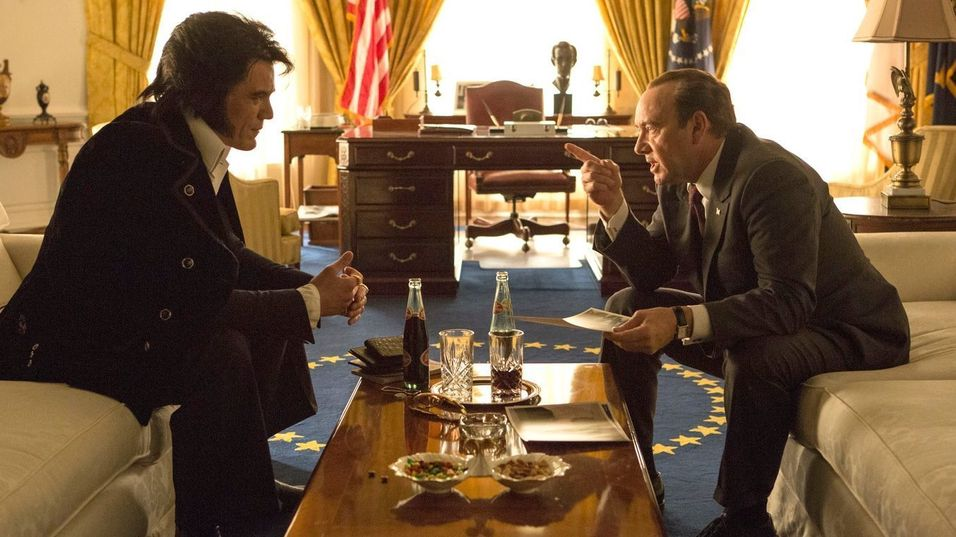 Amazon sikrer seg Kevin Spacey-filmen Elvis & Nixon
