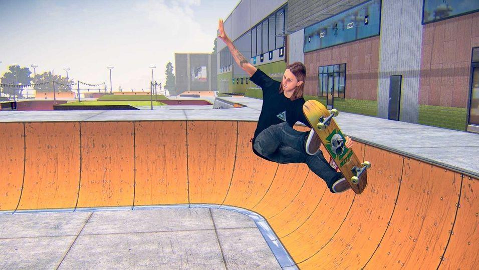 Flerspillergalskap i Tony Hawk Pro Skater 5