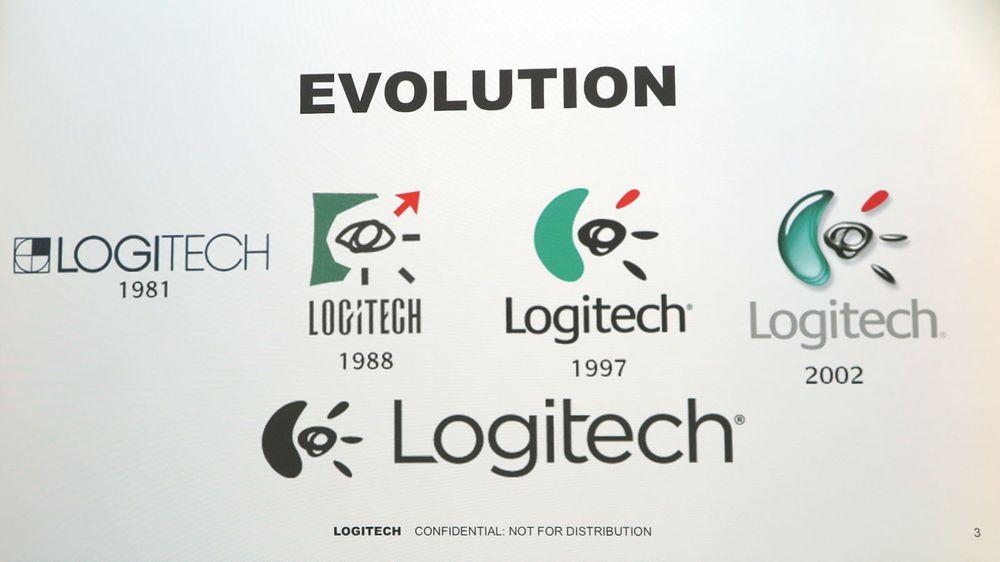 Logitech bytter navn til logi