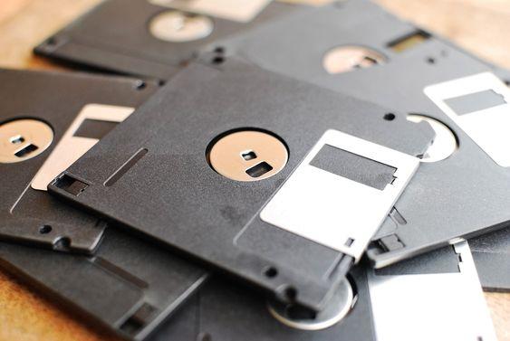 mistet filer på pc