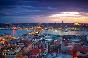 UberBoat lanseres først i storbyen Istanbul i Tyrkia.