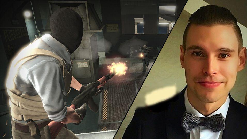 Steffen «Phnien» Willumsen er kaptein på Counter-Strike-laget til BX3.