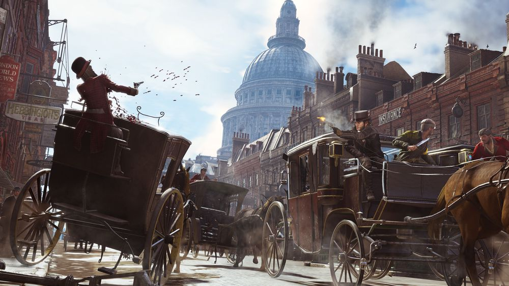 SNIKTITT: Assassin's Creed: Syndicate