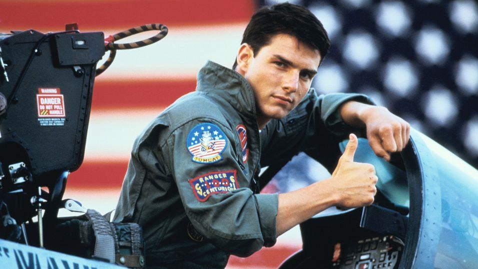 Tom Cruise skal bekjempe droner i Top Gun 2
