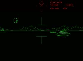 Battlezone frå 1980.