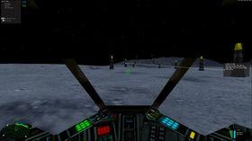 Battlezone frå 1998 blanda skyting med strategi.