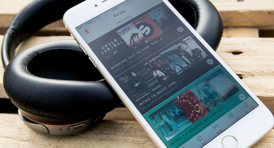 Fikk ikke Apple Music til å virke