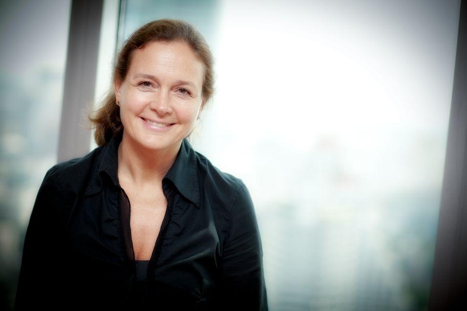 Hilde Tonne blir administrerende direktør for Telenors og Teliasoneras felles selskap i Danmark.
