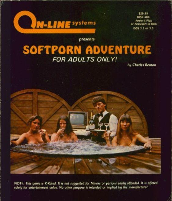 Dette spillet er Leisure Suit Larry-seriens tekstbaserte forfar. De avbildede er alle ansatte i spillutgiveren Sierra On-Line, og badestampen eies av eierne. Og ja, det er King's Quest-designer Roberta Williams du ser helt til høyre.