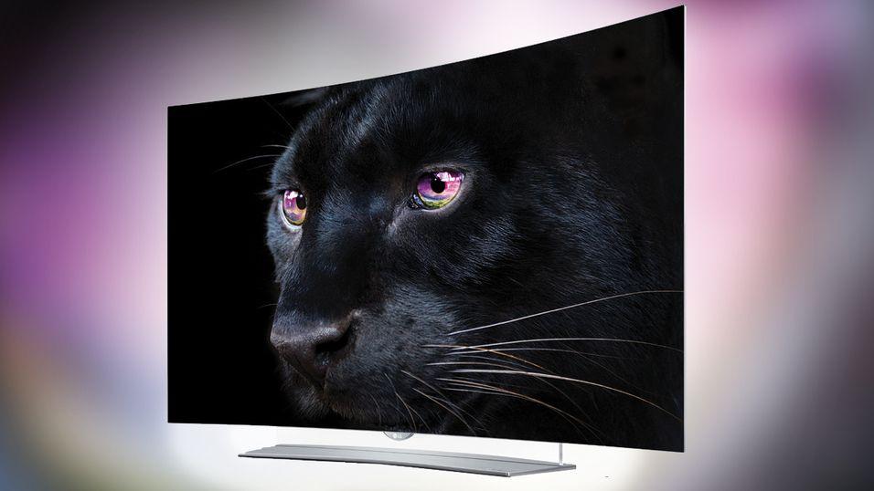 Nå kan du kjøpe Norges første 4K OLED-TV ...