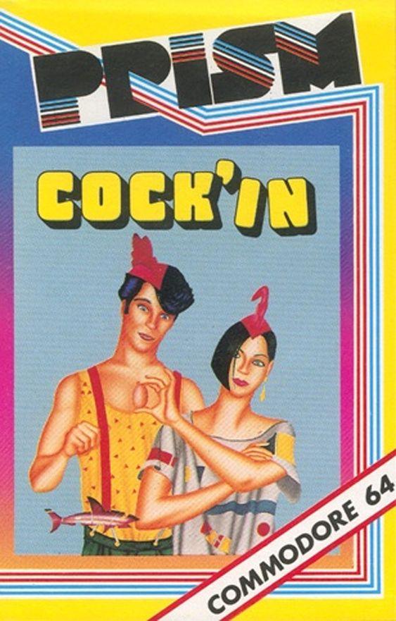 Cock' in er et dypt merkelig spill der du spiller en hane som må jage rever og piggsvin fra hønsehuset. Mellom øktene får du besøke hønene og, vel. Jeg står over ordspillet. Coveret er i alle fall noe for seg selv.