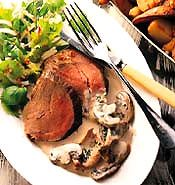Tournedos for to