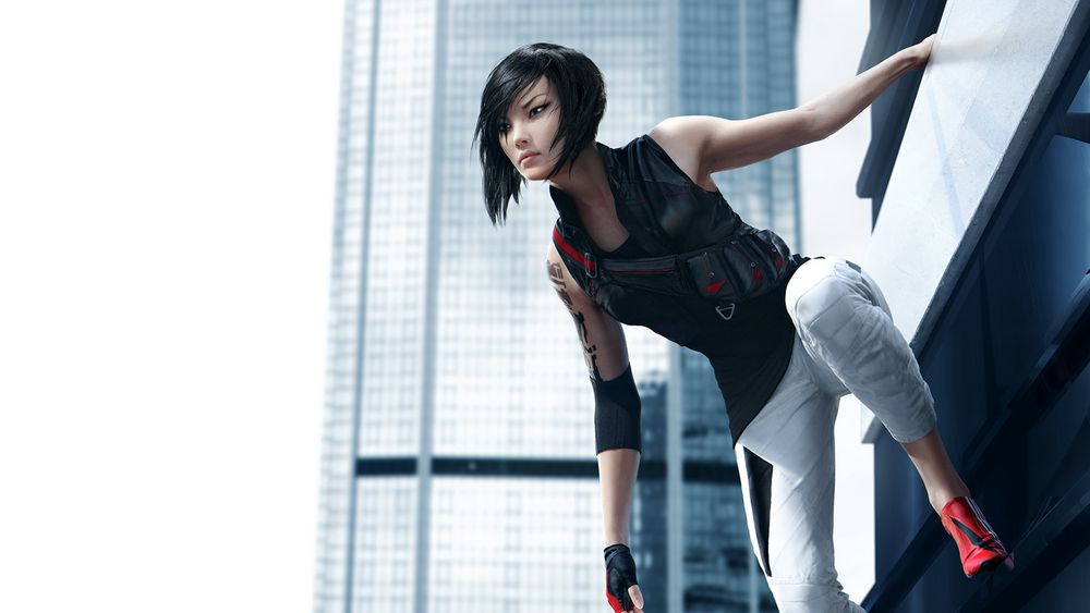 SNIKTITT: Mirror's Edge: Catalyst