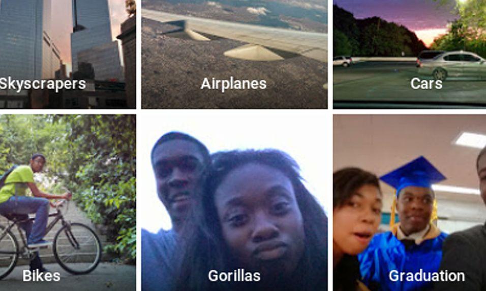 – Vennen min er ikke en gorilla