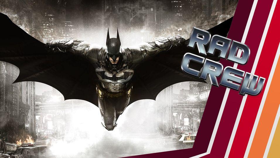 PODKAST: Vi elsker disse Batman-spillene