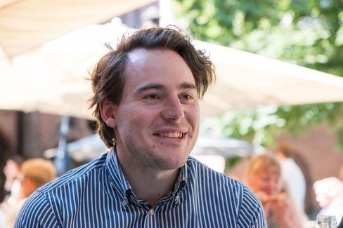 RETT FRA INDIA: Marius har fått reist og oppleve mye i de tre årene han har jobbet for Capgemini.